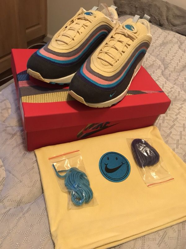 sean wotherspoon air max 97 sizing