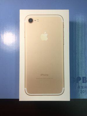 Iphone 7 Gold ATT 128GB