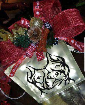 Love For Pitbulls - Christmas Decor