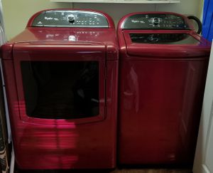 Whirlpool Cabrio Platinum Washer and dryer set