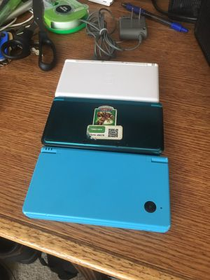 Nintendo DS and 3DS