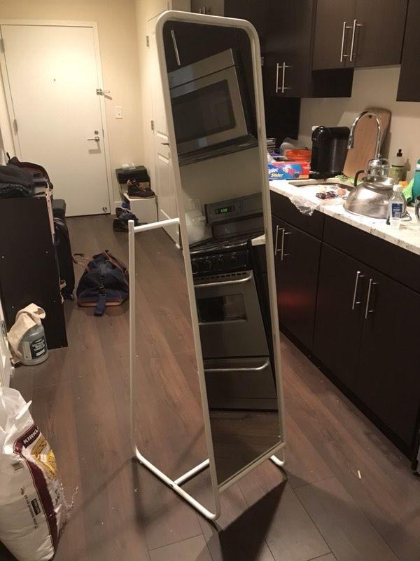 IKEA Knapper Floor Mirror (Furniture) in Jersey City, NJ