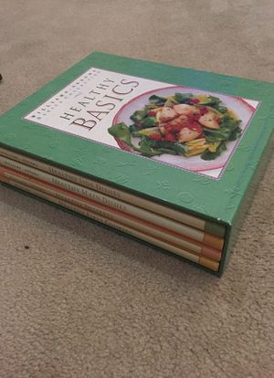 William-Sonoma Basic Collection Healthy Collection Cookbook Set