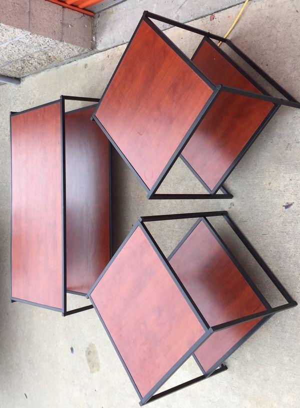 Funky Wood Side Tables Living Room Ideas - Living Room Designs ...