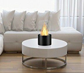 Bioethanol tabletop fireplace. New! 2 available!