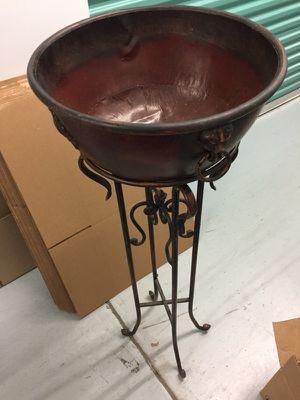 Standing Fruit/flower bowl Set