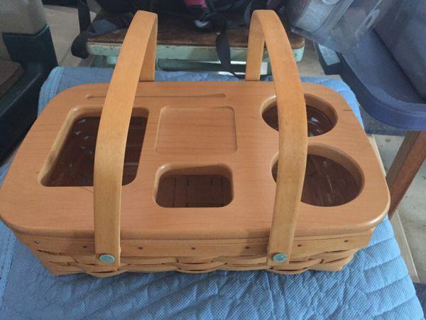Longaberger Basket Car Caddy (Collectibles) in East Brunswick, NJ ...