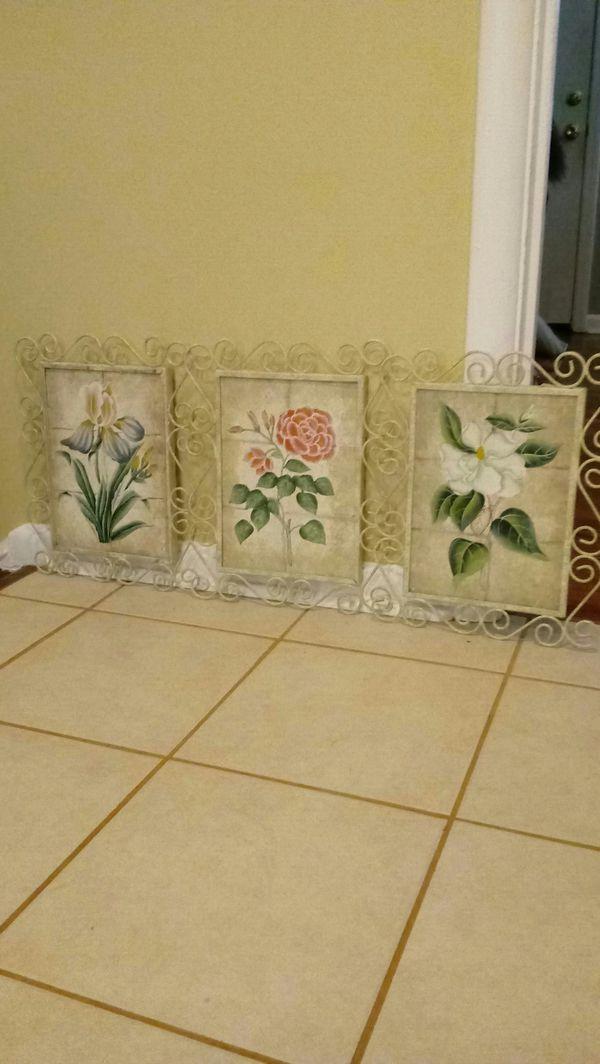 Magnificent Scrabble Tile Wall Art Vignette - Wall Art Design ...