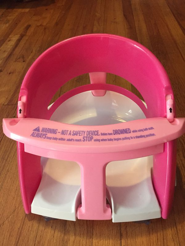 Baby bath seat with suction (Baby & Kids) in Miami Beach, FL