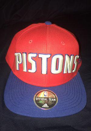 Official NBA Detroit Pistons Cap
