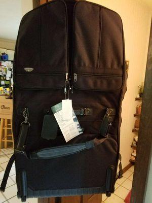 Samsonite suit travel bag
