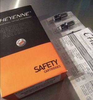 27 Mag Cheyenne Safety Cartridges Tattoo Needles