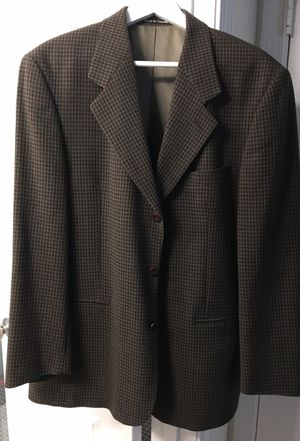 BACHARACH jacket 40R.