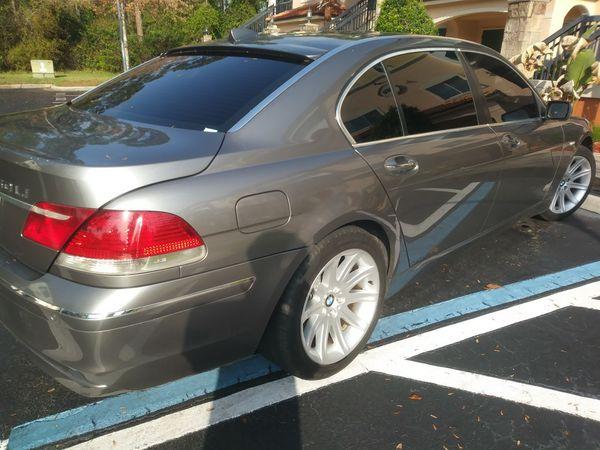 08 BMW 750li (Cars & Trucks) in Jacksonville, FL