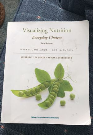 $40 Nutrition textbook!! Negotiable