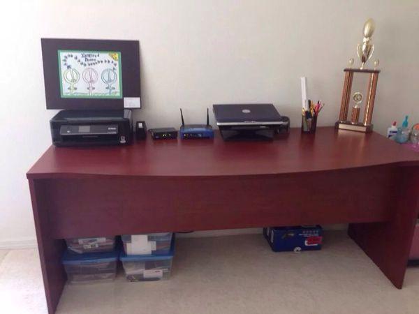 office desk furniture in orlando fl offerup