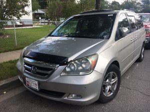 2006 Honda Odyssey 124k