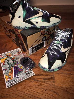 Nike Lebron XI size 9.5 ALL STAR
