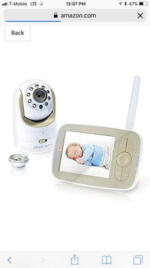 Baby monitor $90 new