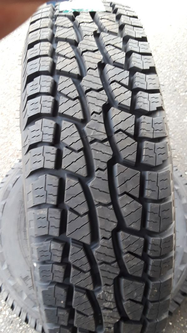 Brand New 265 75r16 All Terrain Tires For As Low As 100 Each Auto