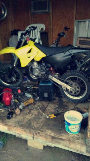 2005 rm85 fresh rebuild