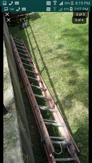 24 feet ladder brand new