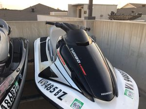 Honda turbo fx12 06 06 wave runner both runs and drive 7000 both or best offer