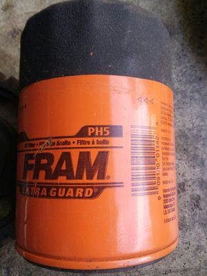 Fram oil filter PH5