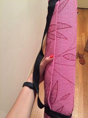 New yoga mat