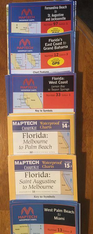 Florida Fishing Maps
