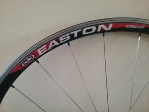 Easton circuit front wheel