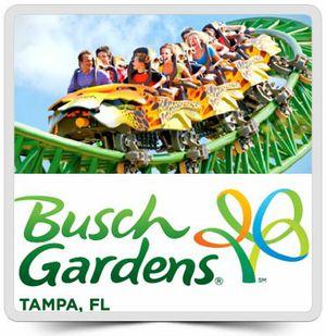 busch gardens tickets tampa. Busch Garden Tickets Gardens Tampa D