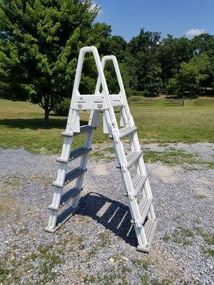 #Pool #Frame #Ladder