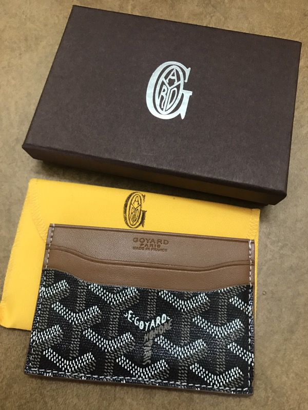 Goyard Card Holder Jewelry Accessories in Anaheim CA OfferUp