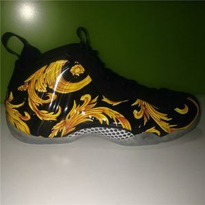 Unauthorized UA Nike Air Foamposite Supreme Black size 8-13 available!