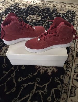 NiKe Air Force (Red) Size 11.5