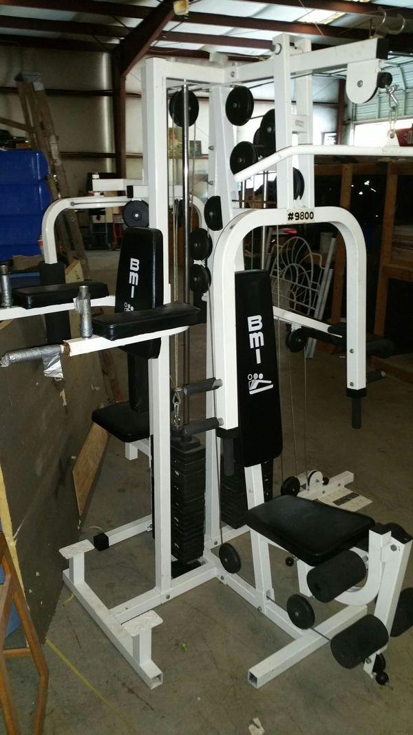 Bmi universal home gym anotherhackedlife