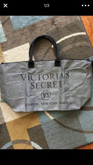 Victoria's Secret bag is $25, retail $75. The rest of the bags are $10 each or three for $25.