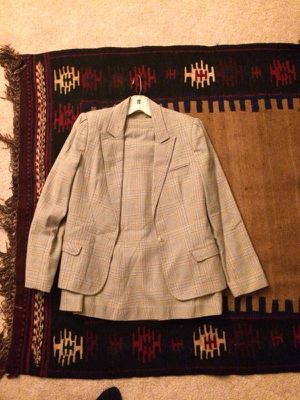 First Avenue New York Coat and Skirt Size 12