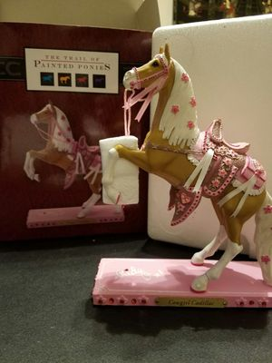 Painted Ponies Cowgirl Cadillac