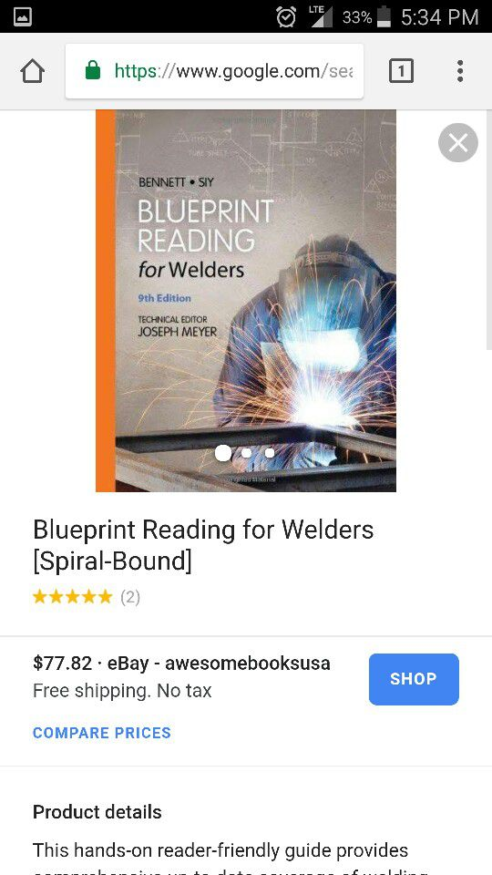 Blueprint reading for welders books magazines in shelton ct 35 malvernweather Image collections