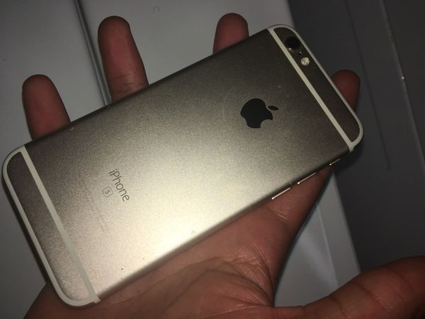 Refurbished gold Iphone6s