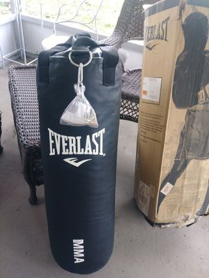 NEW PUNCHING BAG NEVER USE $35!!!