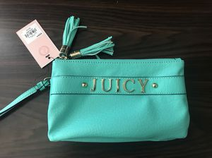Brand new juicy couture wristlet wallet