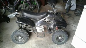 90cc full automatic