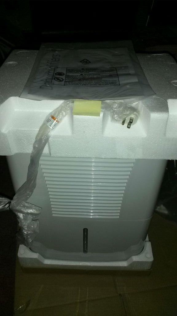 New GE 70 Pint Dehumidifier Model ADEH 70 LT Household in Wilkes