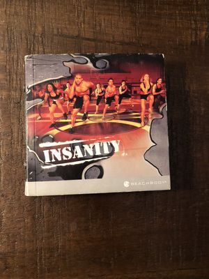 Insanity Workout: Complete Disk Set