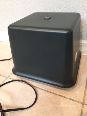 Boston acoustic wireless subwoofer