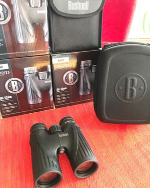 Bushnell LEGEND ULTRA HD 10X42. BRAND NEW, With box, Case and accessories. Binocular - Jumelles. 3 available! Website $409. PRICE FIRM $199 to sell i