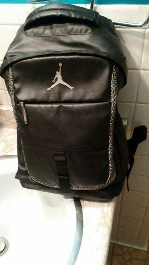 Jump man backpack